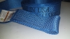 14 FT Naked Diamond Weave Wheel strap BLUE